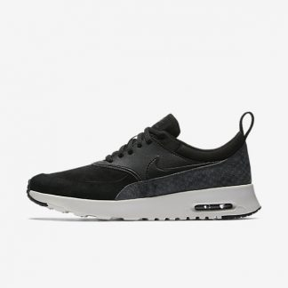 nike air max thea zwart dames sale