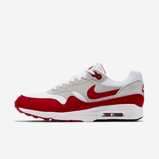nike air max one rood wit